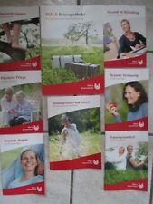 8 x WALA Arzneimittel - Broschüren * Natur - Heilmittel - Ratgeber * Globuli