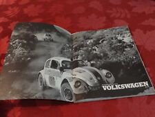 Petersen's Complete Volkswagen VW Manual 3rd Edition 1973 - Self-Service Guide