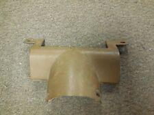 Used Original 1971 - 1973 Ford Mustang Steering Column Lower Trim Shield Ginger