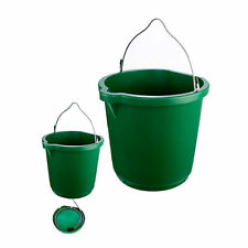 Farm Innovators Oversized Heated Flatback Bucket