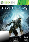 Halo 4 (Microsoft Xbox 360, 2012) - Pal