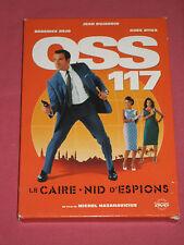 OSS 117 LE CAIRE NID D'ESPION - BERENICE BEJO - JEAN DUJARDIN -  DVD