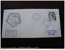 TAAF lettre 1/1/2000 - timbre Yvert et Tellier n°265