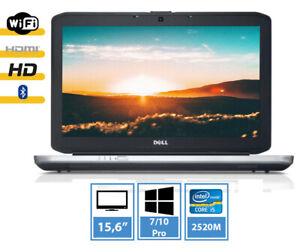 Dell e5520 i3-2310, 2.1GHz, DVD-RW, FireWire, B Ware, Windows 10