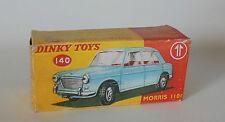 Repro box DINKY Nº 140 Morris 1100