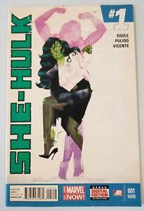 She-Hulk #1 2nd Print (2014)