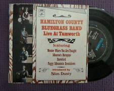 HAMILTON COUNTY BLUEGRAS BAND/SLIM DUSTY=LIVE AT TAMWORTH