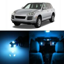 21 Error Free Ice Blue LED Interior Light For 2003 - 2010 Porsche Cayenne + TOOL