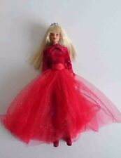 Barbie 1998 Very Velvet Barbie In Original Outfit Bob Mackie Face Mold