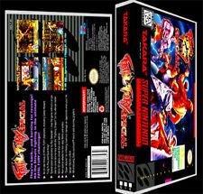 Fatal Fury Special  - SNES Reproduction Art Case/Box No Game.