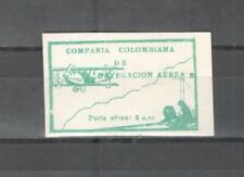 CM 994 - COLOMBIA 1920 - LOTTO COMPAGNIA AEREA ** - VEDI FOTO