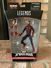 Marvel Legends Spiderman No Baf Piece Venom Baf Wave.