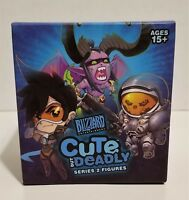 Cute But Deadly Series 2 Vinyl Blind Box Contains 1 Random Figure from Blizzard