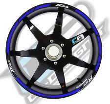 Strisce adesive per cerchi moto tipo 1 YAMAHA R125 sticker strip r 125 sticker