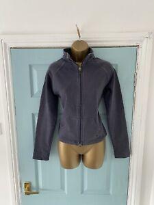 Puma Tracksuit Jacket. Women's Navy Smart Zipped Gym Jacket. Size Medium
