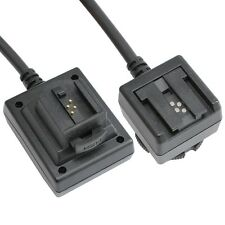 TTL Kabel passend für Sony System Blitz Blitzschuhanschluss