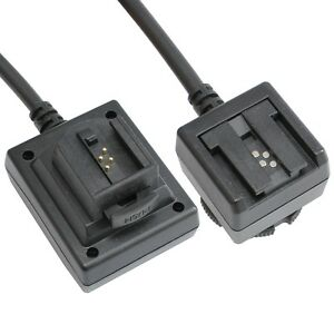 TTL Kabel passend für alte Sony System Blitze Blitzschuhanschluss