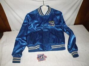 Kyle Petty AUTOGRAPHED 1985 1986 #21 Wood Brothesr Woods Bros 7 Eleven 11 Jacket