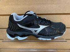 Mizuno Wave Bolt 7(430238) Womens Volleyball Shoe-Black/ Silver-Brand New in Box