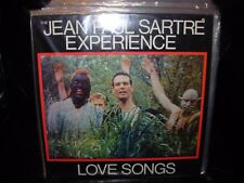 JEAN PAUL SARTRE love songs ( rock )