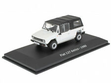Serie Presse SRPABADD126 - Fiat 127 Amico - Blanc toit noir - 1980  1/43