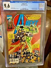 CGC 9.6 A-Next #7 1st appearance Hope Pym Ant-Man and the Wasp Avengers key hot