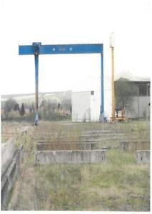 Portalkran Kran Laufkatze 20 Tonnen Kuli Hebezeuge
