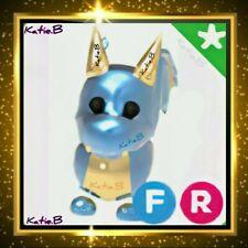💍🐉 (FR) DIAMOND DRAGON  🥰 Adopt Me Roblox. Legendary pet with fly ride.