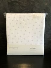 The White Company Laurent Tumbled Cotton King Size Duvet Cover & 2 Pillowcases