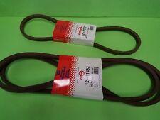 OEM Spec Belts fit 954-0467A 954-04208A 7540467 75404208 9540467 95404208A
