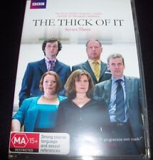 The Thick Of It Series Three 3 (Australia Region 4) BBC DVD – Like New