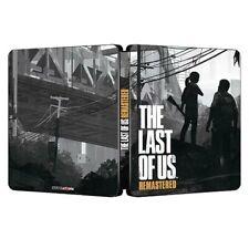 The Last Of Us Remastered - Steelbook - Custom  - ohne Spiel - NEU in Folie -