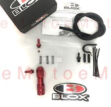 BLOX Racing | Manual Boost Controller | Nismo Mazda Scion Evo WRX STI VTEC | Red