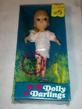HASBRO Dolly Darlings Boy Trap #8523 New Sealed Box Blonde Pink Dress Vtg Doll