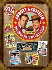 Abbott  Costello - The Complete Universal Pictures Collection (DVD, 2014)