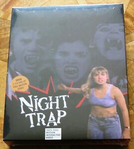 Night Trap - 25th Anniversary - Limited Run Games (PC) 1390/2500 - New & Sealed