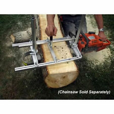 "Timber Tuff™ 24"" Portable Chain Saw Mill"