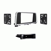 Metra 99-7377B 2016-Up Fits Kia Optima Single DIN Dash Install Kit - Matte Black