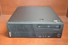 Lenovo ThinkCentre M83 Core i5-4570 3.2GHz QC 8GB 500GB Win 8.1 Desktop PC
