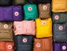 New Unisex Fjallraven Kanken Backpack Travel Shoulder School Bags 7L/16L/20L Hot