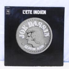 """33T Joe DASSIN Vinyle LP 12"""" ALBUM D'OR - L'ETE INDIEN - CBS 80954 RARE"""