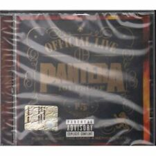 Pantera CD Official Live: 101 Proof / EastWest Sigillato 0075596206822