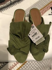 ZARA shoes new Size 9