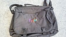 RARE CAST EXCLUSIVE EPCOT Laptop Bag