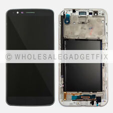 Display LCD Touch Screen Digitizer + Frame Replacement Parts For LG Stylo 3 Plus
