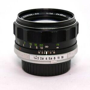 Minolta MC Rokkor-PF 58mm f1,4