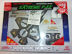 New Sealed Extreme F-22 Professional Grade Drone