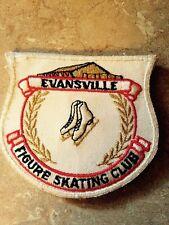 EVANSVILLE FIGURE SKATING CLUB PATCH