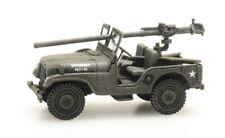 ARTITEC 387.307 - US M38 JEEP + 106 mm en el Gun - 1:87