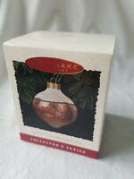Hallmark Keepsake Ornament - Betsey's Country Christmas